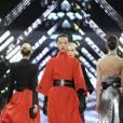 Défilé Hugo Boss, BOSS Black Homme et Femme et BOSS Selection à Shangai.