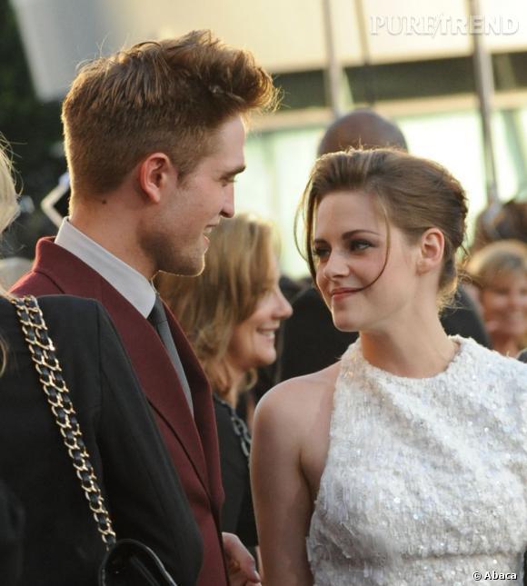 Regards complices et sourires échangés : Kristen a l'air de meilleure humeur une fois son boyfriend retrouvé !
