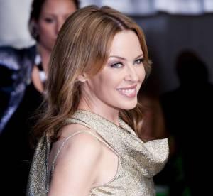 Kylie Minogue, élue Femme de l'Année glitter et glamour