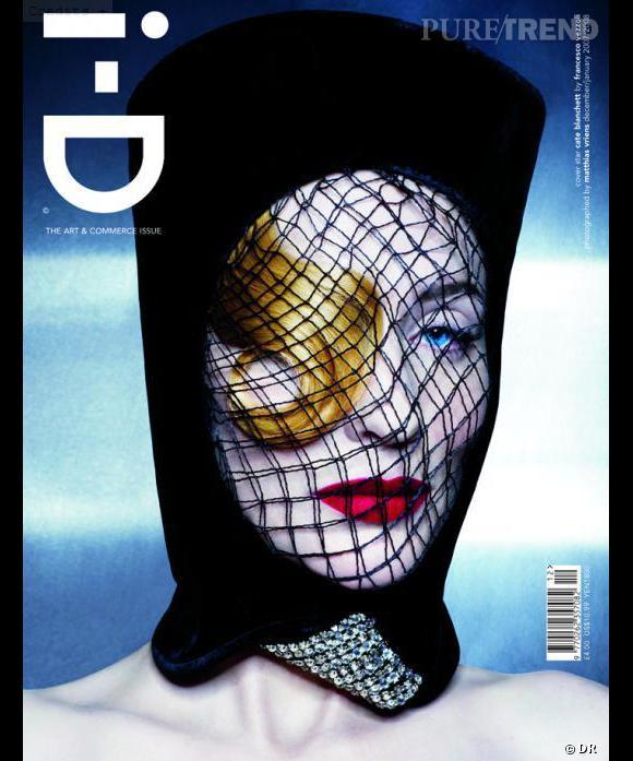 Cate Blanchett pour I-D.