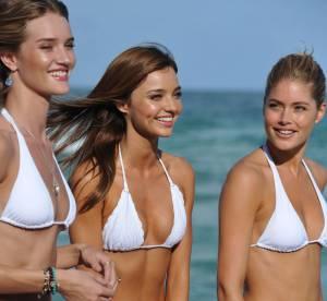 Miranda Kerr, Bar Refaeli, Megan Fox : itsi bitsi mini bikini