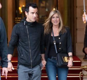Jennifer Aniston : sa virée romantique à Paris continue