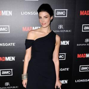 La bombe de Mad Men alias Megan Calvet, un style rétro ultra-sexy.