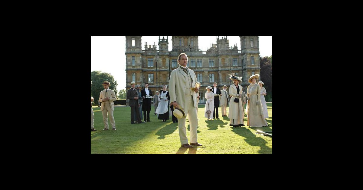 Downton abbey itv pour les grosses chaleurs et celles qui auraient envie de - Downton abbey histoire ...