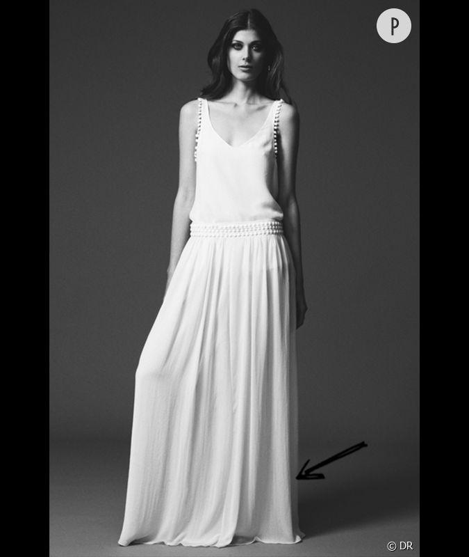 comment adopter la jupe longue cet t 2012 comme chez gat rimon on adopte le style vestale. Black Bedroom Furniture Sets. Home Design Ideas