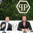 "Après Lindsay Lohan Philipp Plein s'offre le dandy bad boy de ""Gossip Girl""."