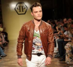 Gossip Girl : Ed Westwick devient top model