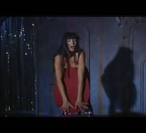 """Demi Moore dans le film """"Strip Tease"""" en 1996."""