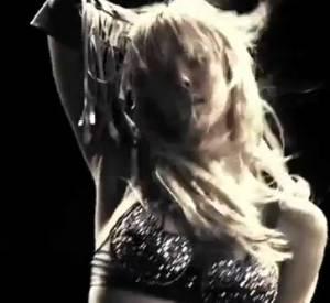 """Jessica Alba dans """"Sin City"""" en 2005."""