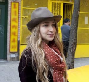 """Jemima Kirke, à 27 ans elle est la star de la série """"Girls"""" qui cartonne outre-atlantique."""