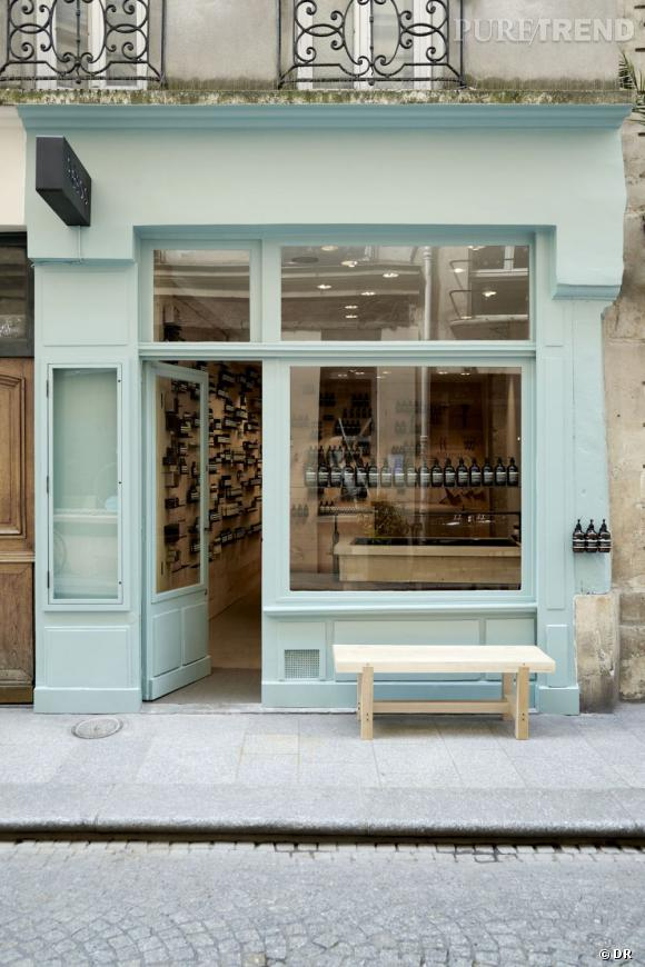 boutique aesop tiquetonne29 rue tiquetonne75 002 paris. Black Bedroom Furniture Sets. Home Design Ideas