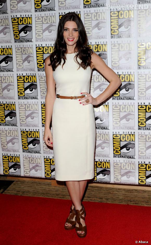 "Ashley Greene, l'une des ""Twilight"" girls."