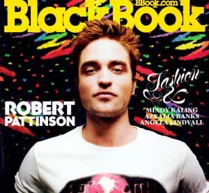 Robert Pattinson : bad boy tatoué pour Black Book, il égratigne son image de jeune premier