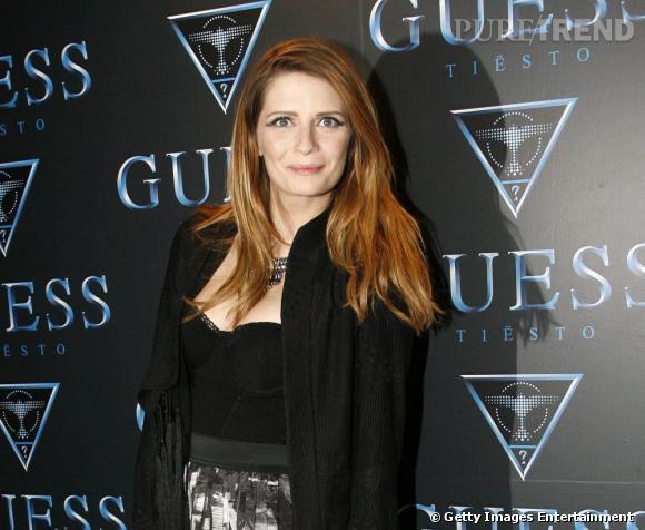 Mischa Barton, apparition ratée lors d'une soirée Guess à Londres.