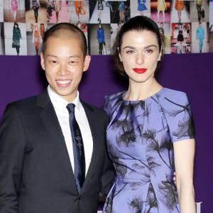 """Le top """"motifs"""" : Rachel Weisz en Jason Wu et avec Jason Wu, parfait !"""