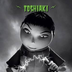 Toshiaki, le gamin inquiétant de l'histoire
