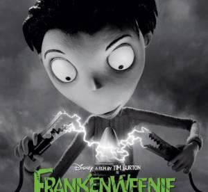 Frankenweenie : Tim Burton dévoile les posters de son nouveau film