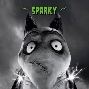 Et son chien Sparky !