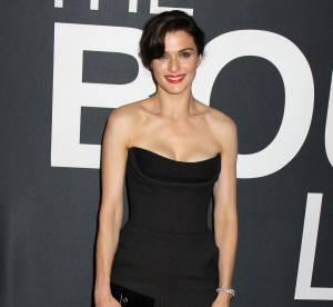 Rachel Weisz, glamour hollywoodien pour la première de Jason Bourne : l'héritage