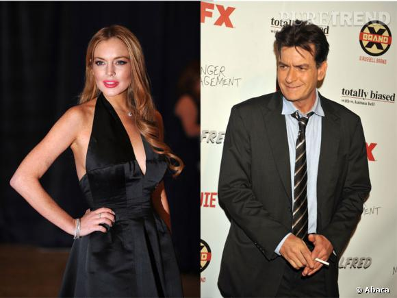 "Lindsay Lohan devrait rejoindre Charlie Sheen au casting de ""Scary Movie 5""."