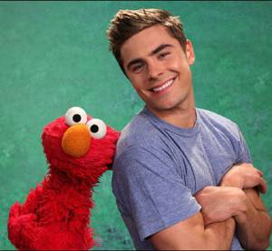 Zac Efron, Kristen Bell, David Beckham : joli casting pour Sesame Street