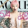 Pour sa première couverture du Vogue américain, Lady Gaga avait sorti le grand jeu.