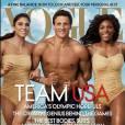 Ryan Lochte s'expose avec deux sportives sexy à ses bras