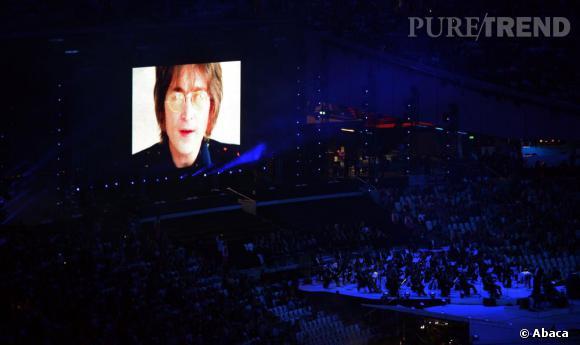 """Impossible de parler musique anglaise, sans penser à John Lennon et à """"Imagine""""."""