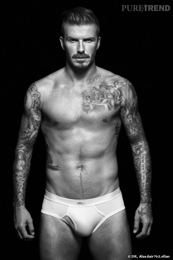 David Beckham Underwear pour H&M.