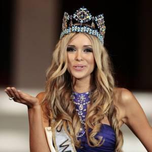 Miss Monde 2008, Ksenia Sukhinova. (Russie)