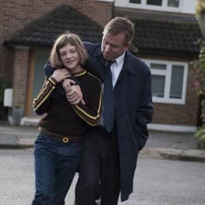 Tim Roth et Eloïse Laurence, une relation père/fille fusionnelle qui se sent bien à l'écran.
