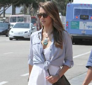 Jessica Alba : de belle des plages à rockeuse girly