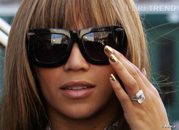 La bague de Beyoncé offerte par Jay-Z, 5 millions de dollars et 18 carats de diamant.