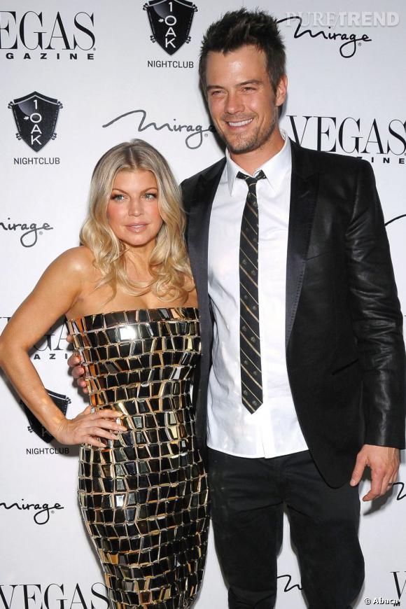 Fergie et Josh Duhamel, un duo très bling.
