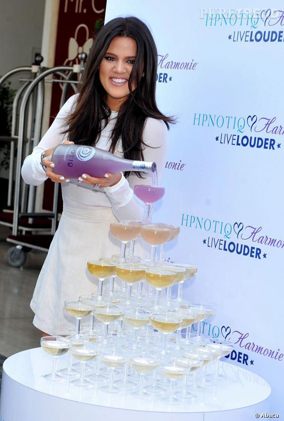 Khloe Kardashian a comme Kim épousé un basketteur, à la différence qu'ils sont encore mariés.