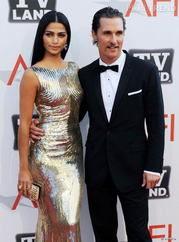 Camilla Alves est désormais madame Matthew McConaughey depuis juin dernier.