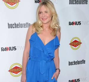 """Kirsten Dunst : apparition mitigée pour la première de """"Bachelorette"""" à L.A"""