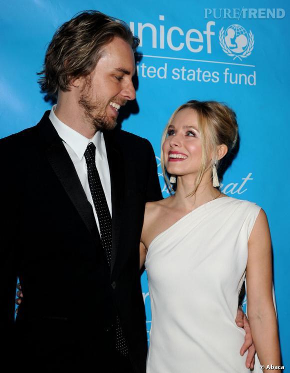 Dax Shepard et Kristen Bell, c'est une histoire qui marche ! Ensemble depuis 2007, le couple est fiancé depuis 2010...