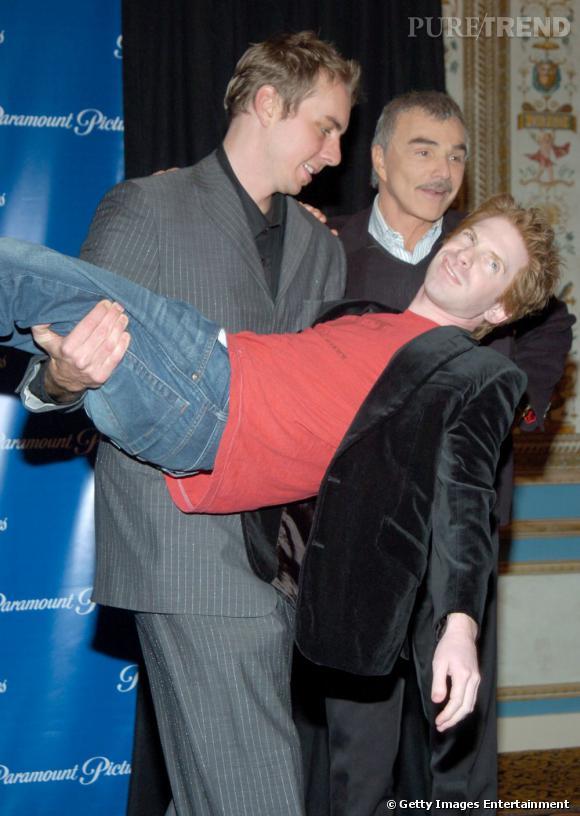 """En 2004, l'acteur joue aux côtés de Seth Green dans """"Jusqu'au cou"""""""