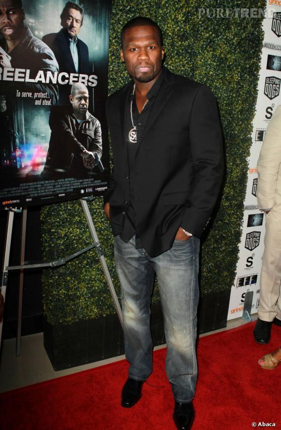 50 Cent est mort... Tenez-vous bien 247 fois sur Twitter.