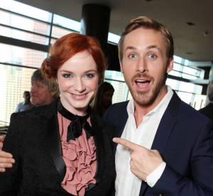 Ryan Gosling, réalisateur de How to Catch a Monster avec Christina Hendricks