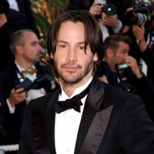 Keanu Reeves, le ténébreux d'Hollywood.