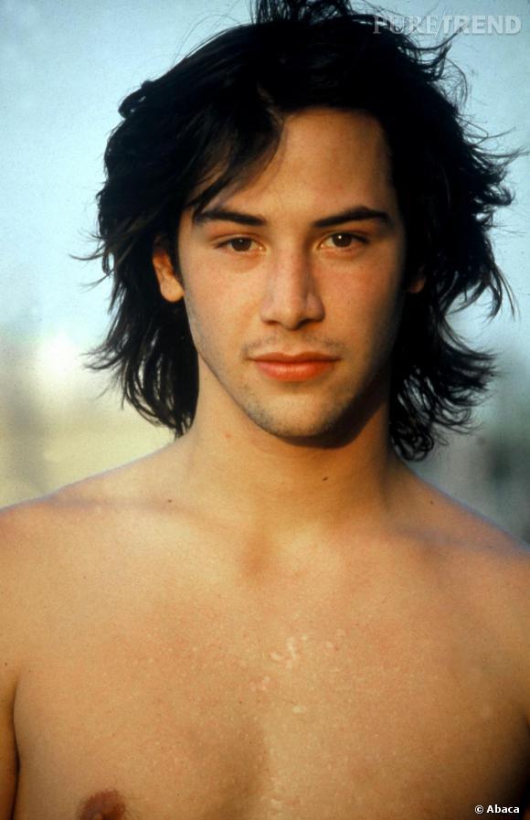 """Keanu Reeves a commencé le cinéma en 1985 avec le film """"One step away""""."""