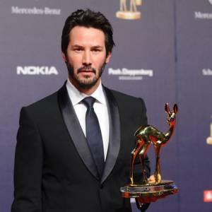 Keanu Reeves, l'homme mystère.