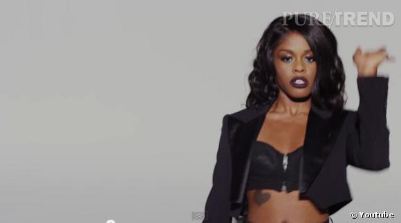 """Azealia Banks dévoile son nouveau clip très nineties """"1991""""."""