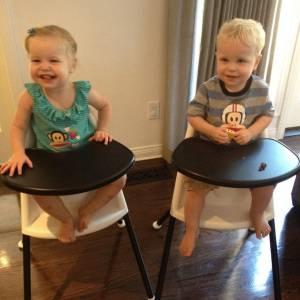 Neil Patrick Harris sur Twitter présente ses jumeaux. On craque !
