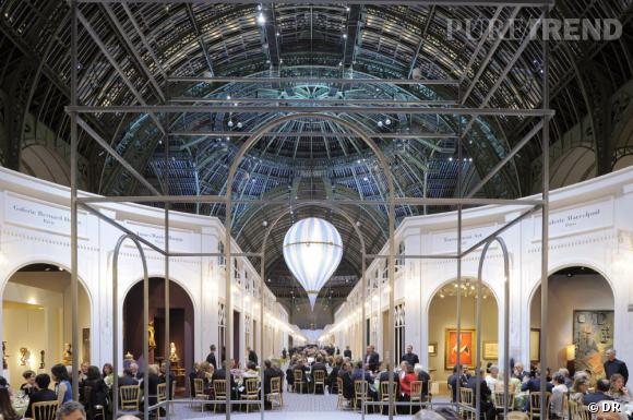 Dîner de Gala de la 26e édition de la Biennale des Antiquaires.