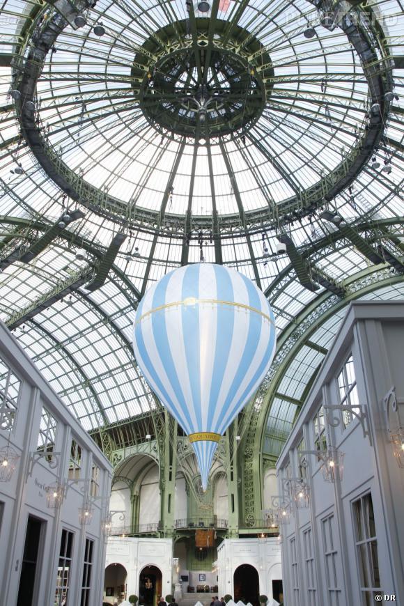 La Biennale des Antiquaire, mise en scène par Karl Lagerfeld.