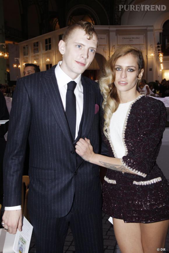 Sullivan Thomas Cayless et Alice Dellal.