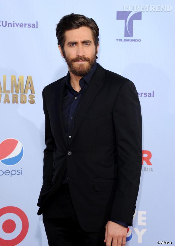 Jake Gyllenhaal, la présence virile et barbue de la soirée !